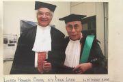 """""""Laura ad honorem"""" to the Dalai Lama in 2006"""